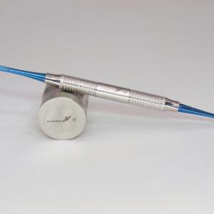 Распатор прямой двухсторонний 170 мм (Титан) /  Pereosteal elevator 170 mm (Titanium)