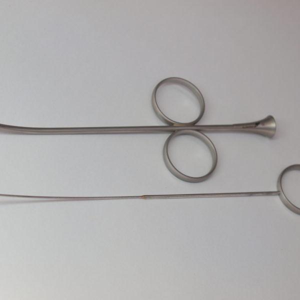 Костный шприц 2.5 мм / Bone syringe 2.5 mm