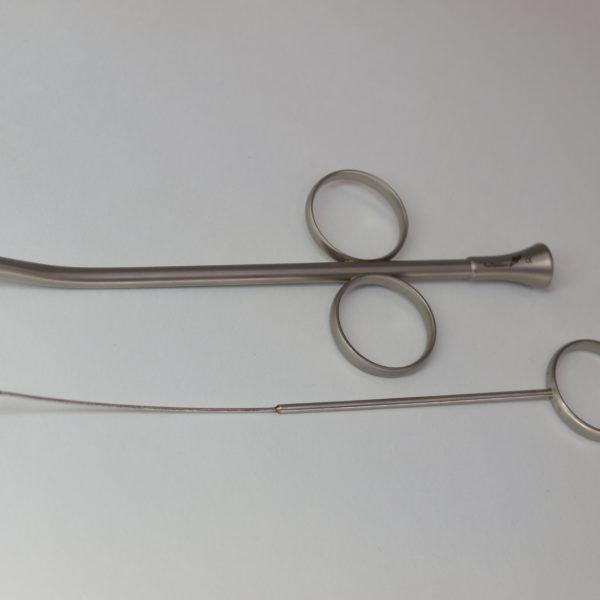 Костный шприц 4.4 мм / Bone syringe 4.4 mm
