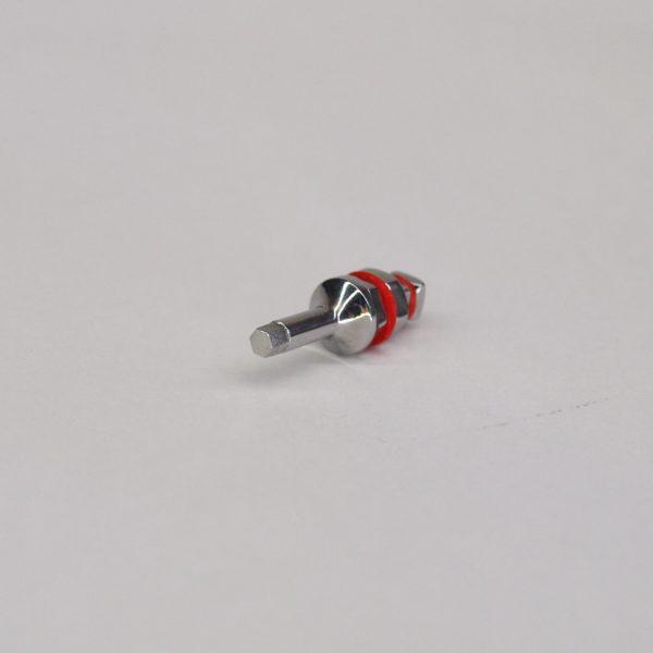 Имплантовод под ключ-трещотку, для шестигранных соединений 2.45 мм / Implant driver 2.45 mm