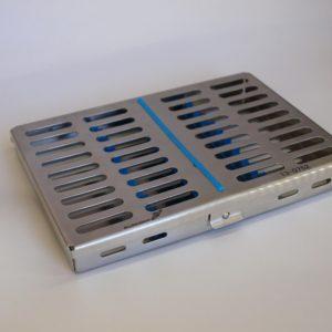 Кейс для стерилизации на 10 инструментов / Sterlized cassettes for 10Pcs
